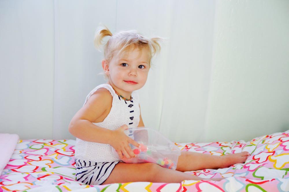 Jordan Reid daughter