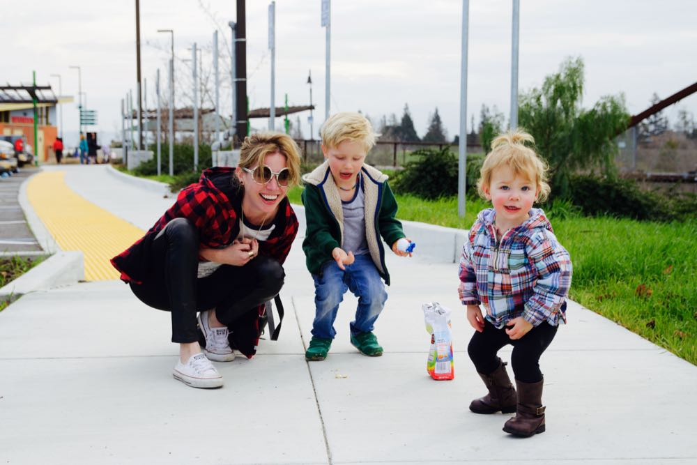 how to day trip with kids stress free