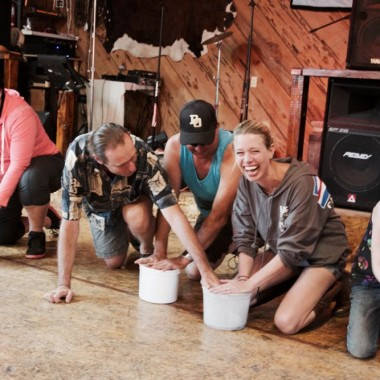 frog races at greenhorn ranch