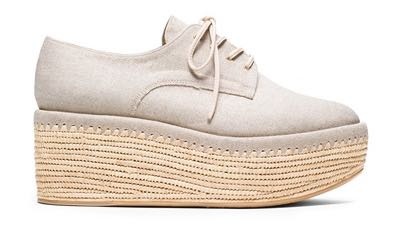 The stacked sneaker from stuart weitzman