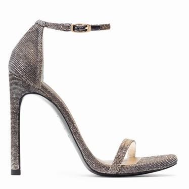 The stuart weitzman nudist sandal on sale for 50% off