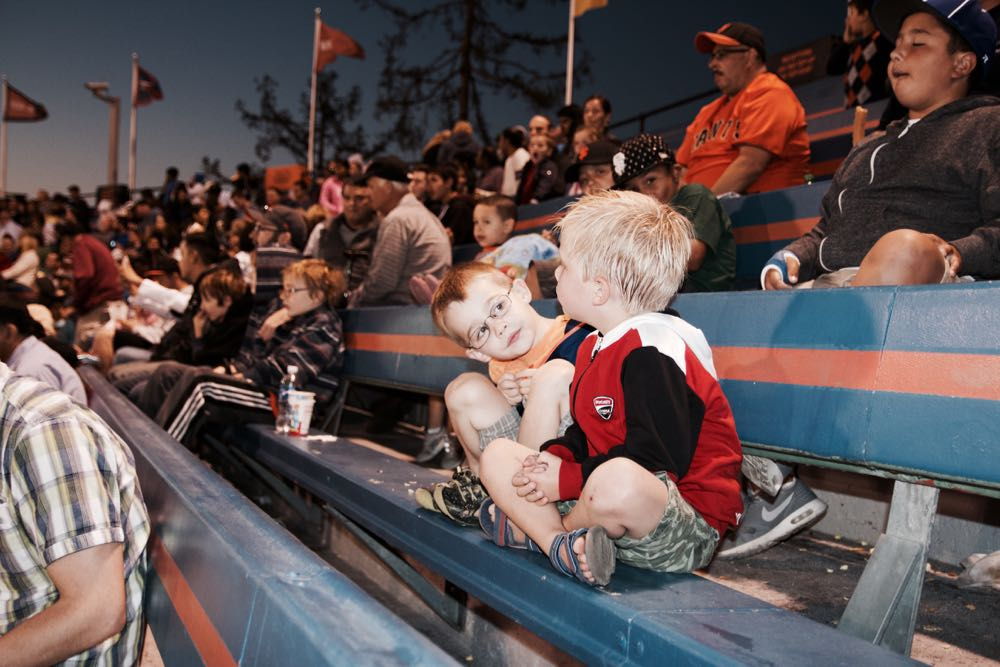 Minor league games for kids