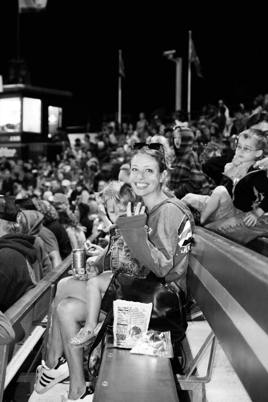 the san jose giants baseball game