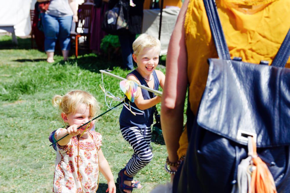 The Renaissance Faire in San Jose