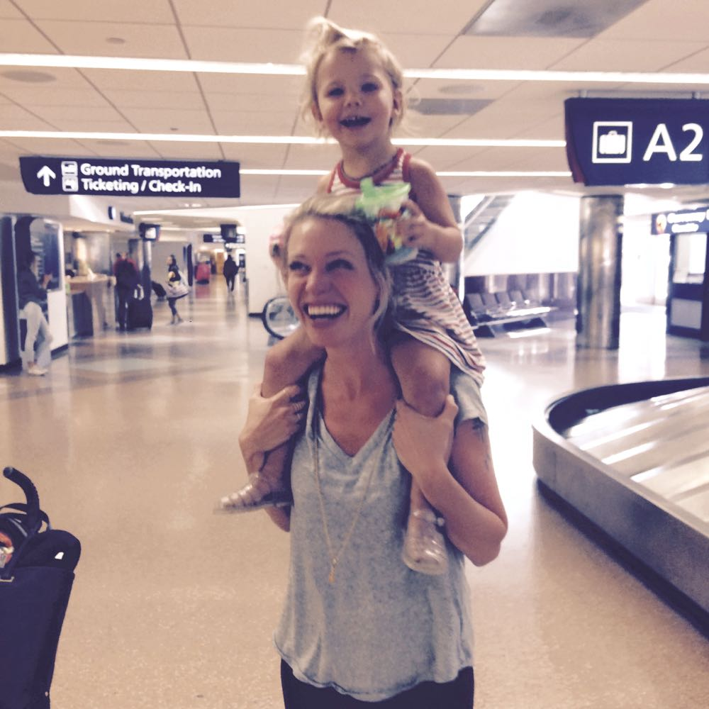 what it's like to be a working mother who travels