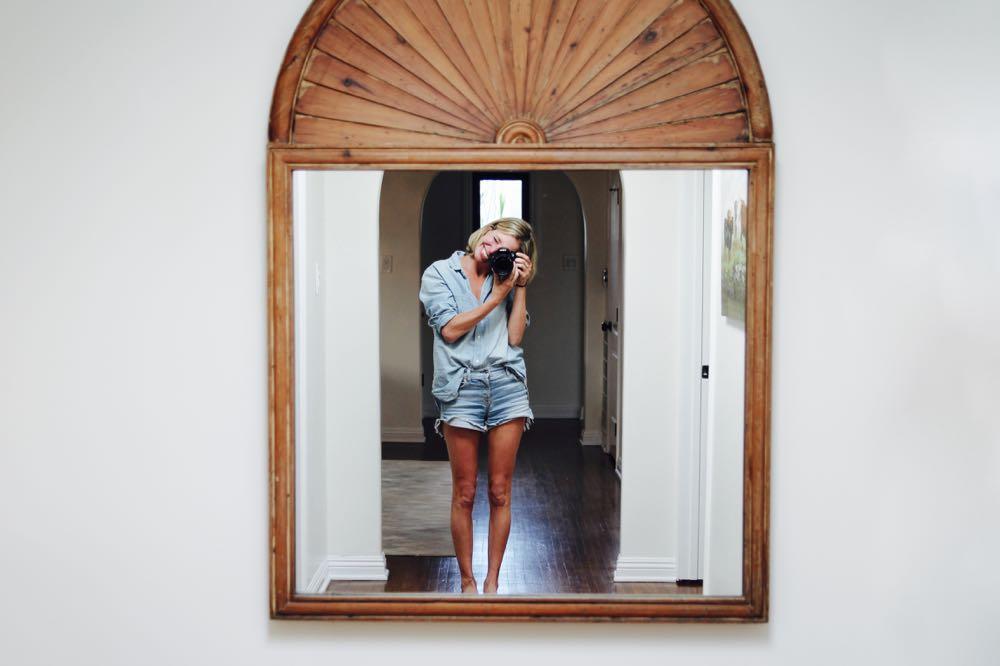 Coolest '70s era mirror