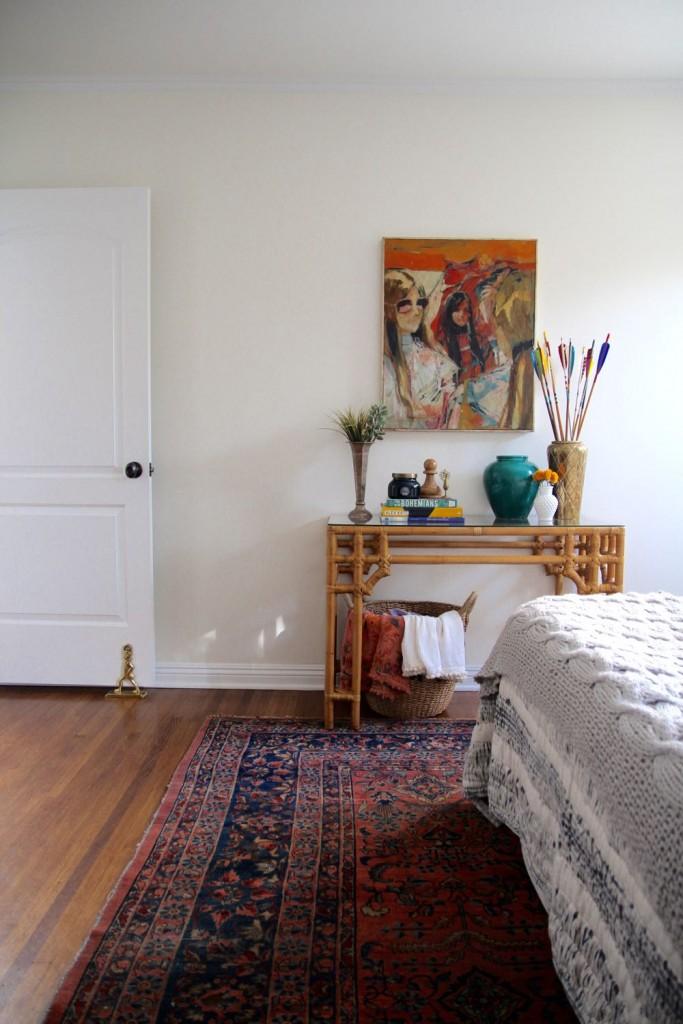 Simple, modern bedroom decor ideas