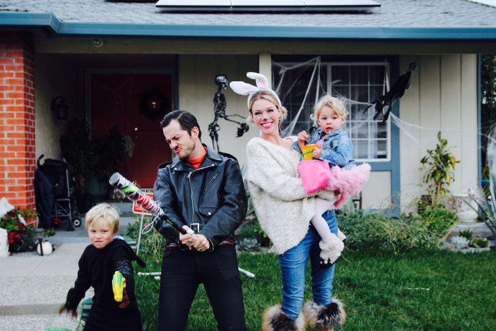 Jordan Reid Ramshackle Glam family