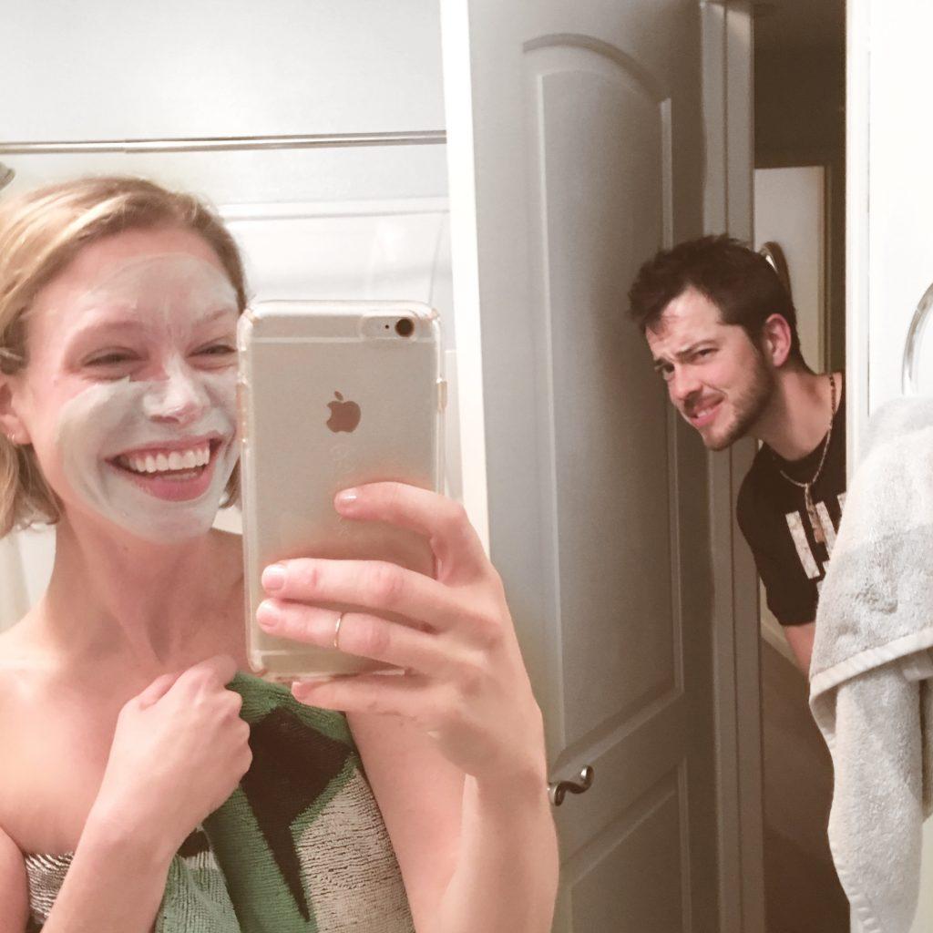 caolion original pore pack mask treatment