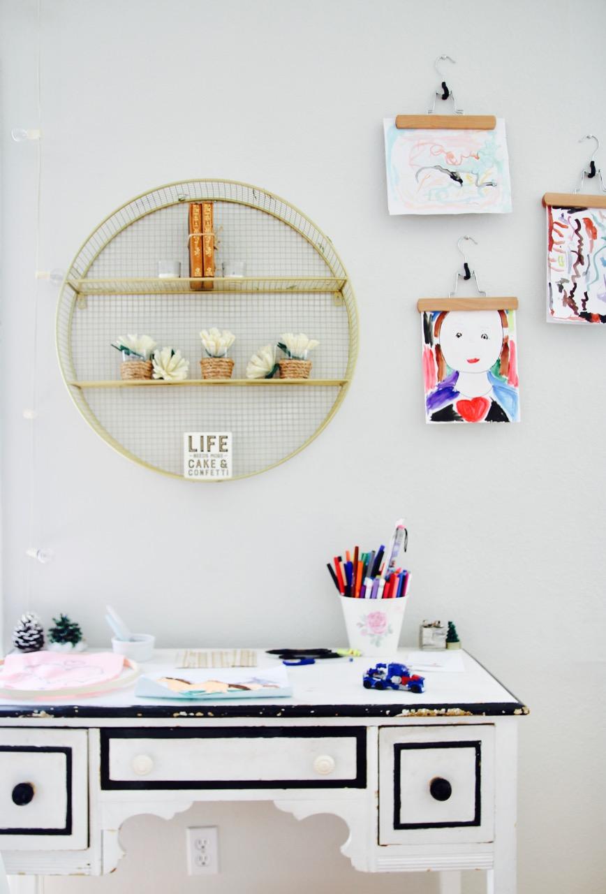 cute desk ideas for kids
