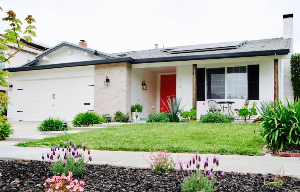 How To Give A Boring 1960s Ranch House A Stylish Exterior