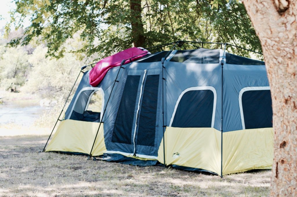 the best inexpensive tent for families