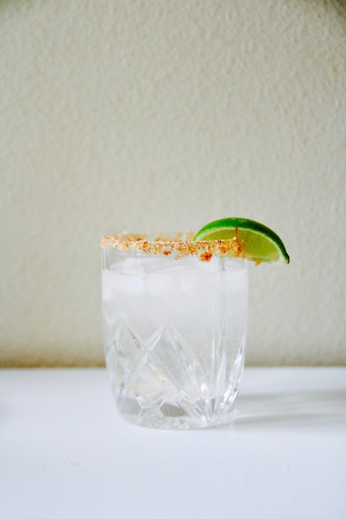 how to make ranch water cocktails for cinco de mayo