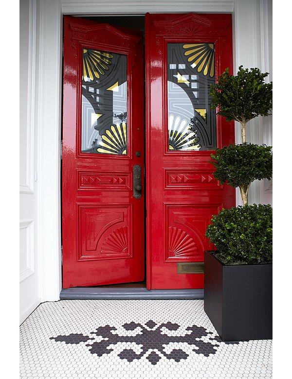 Eight Fabulous Front Door Ideas Ramshackle Glam