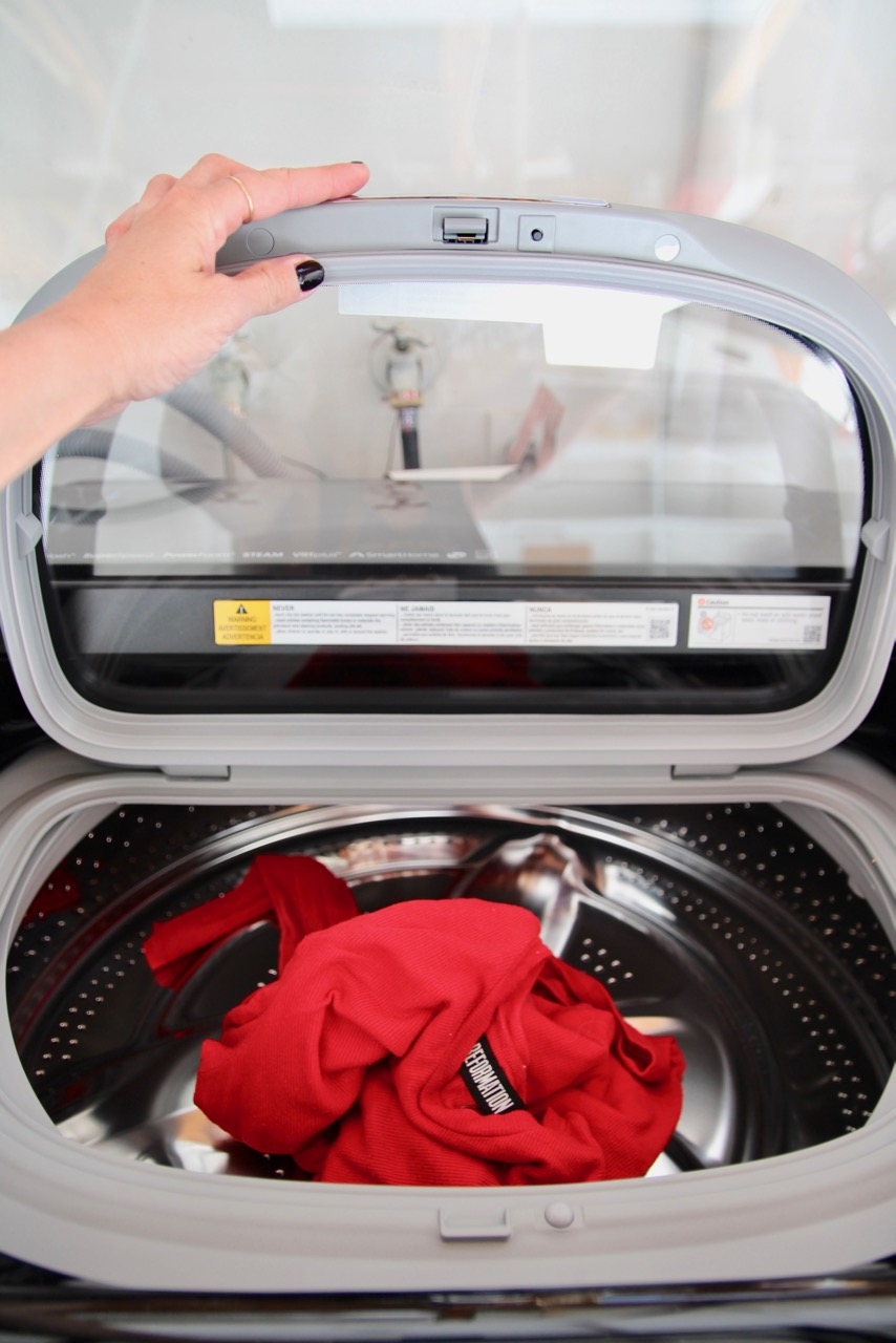 the Samsung flexwash and flexdry washer and dryer review