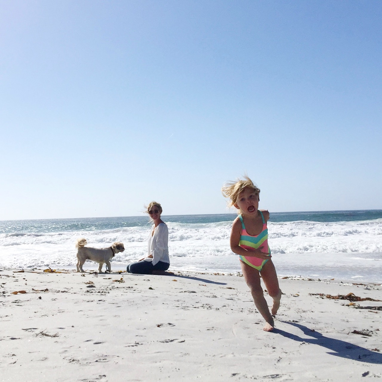 family beaches in Northern California to go to in the winter