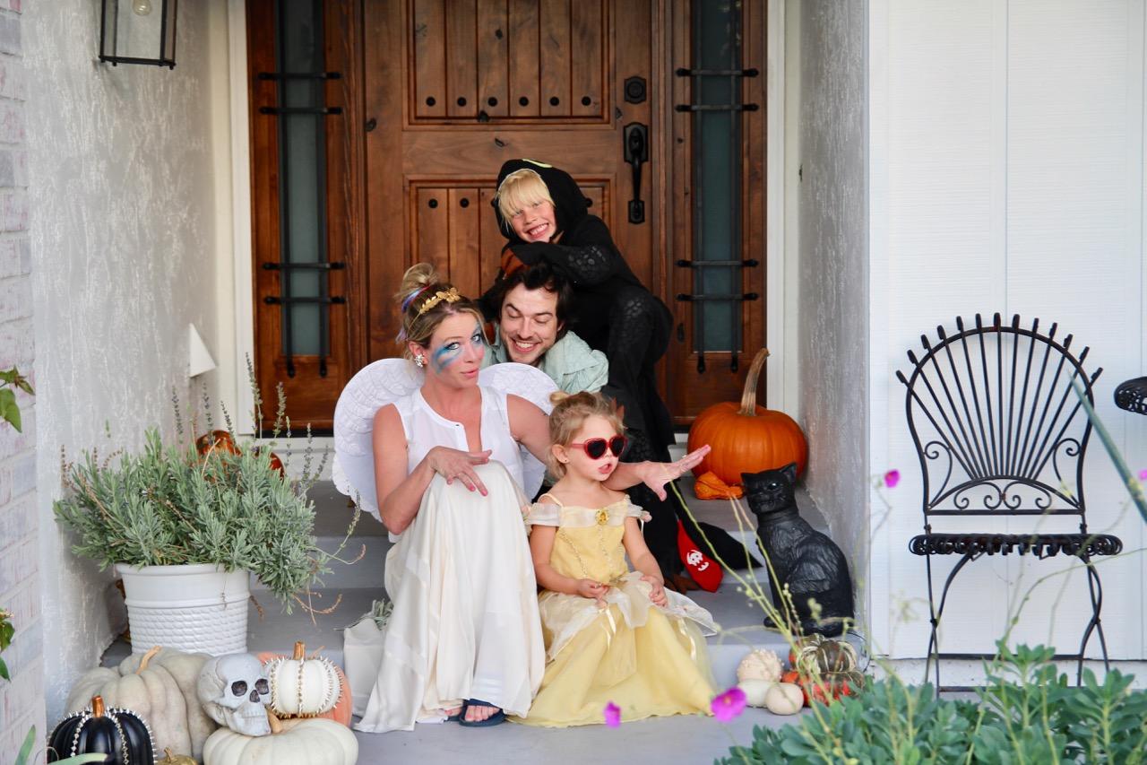 jordan Reid family halloween