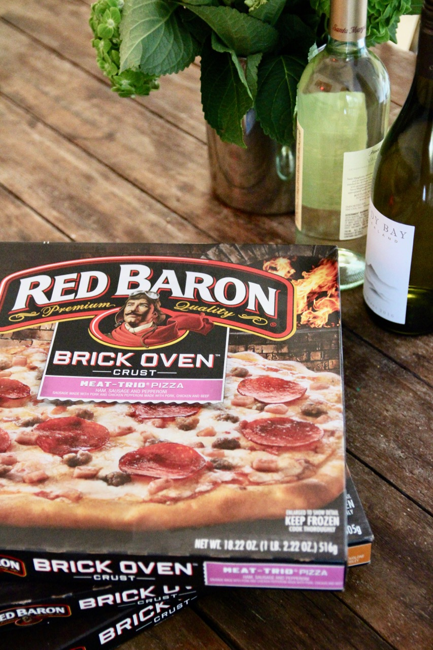 Red Baron pizza introduces the baroness
