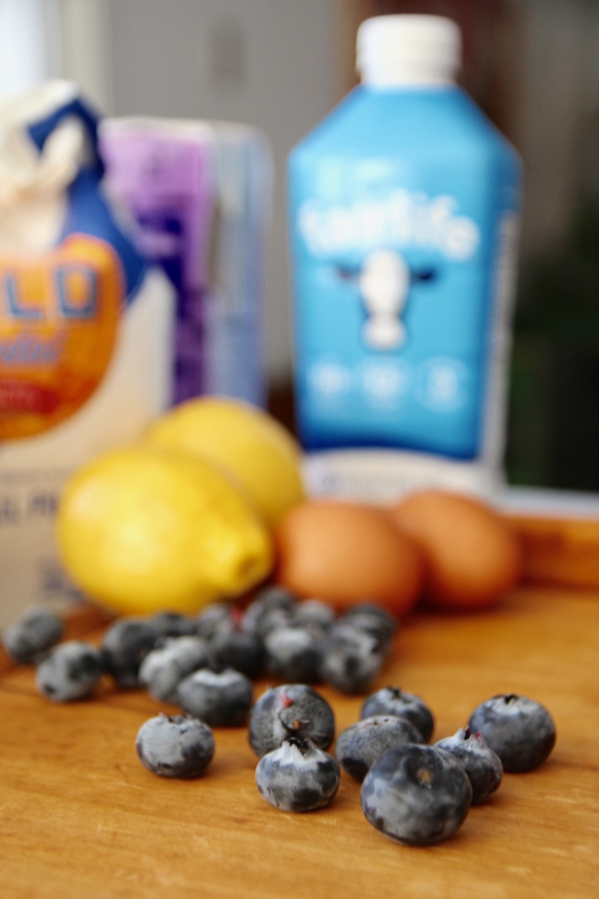 how to make muffins with fairlife ultra filtered milk