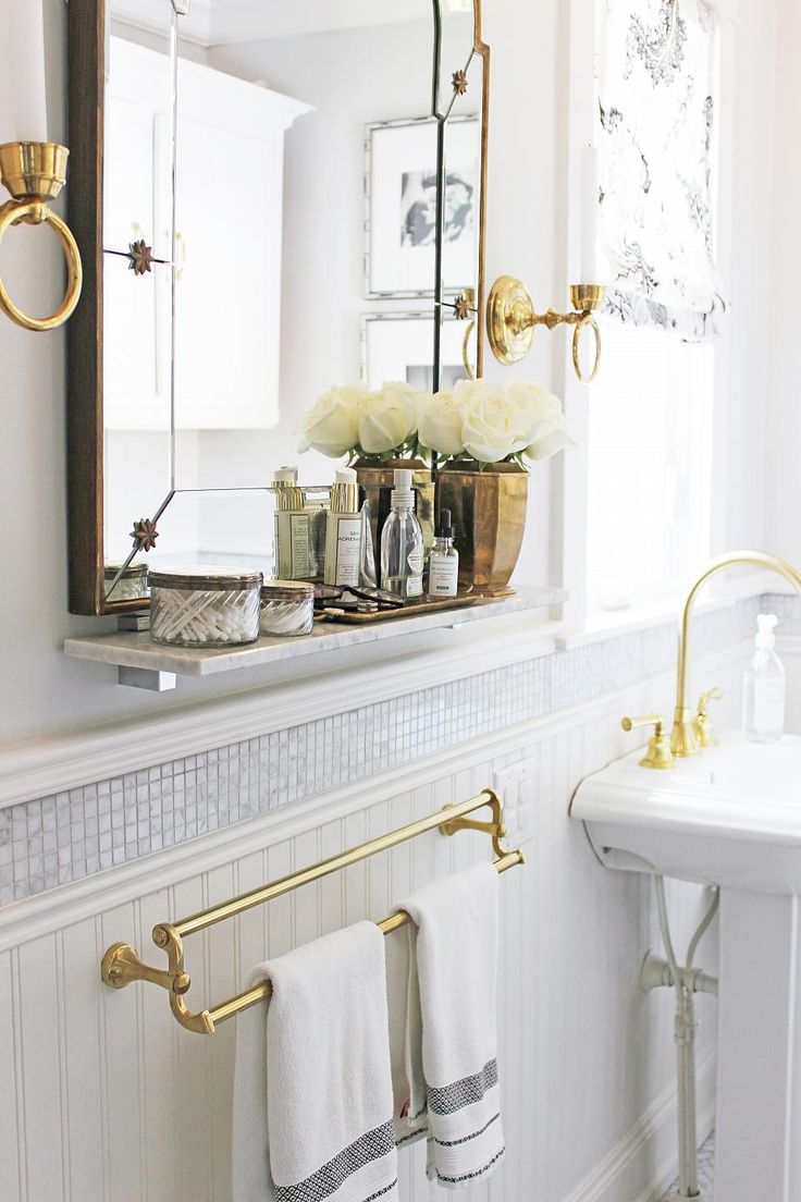 Easy Decor Ideas To Transform Your Bathroom Into A Relaxing Oasis Of ...