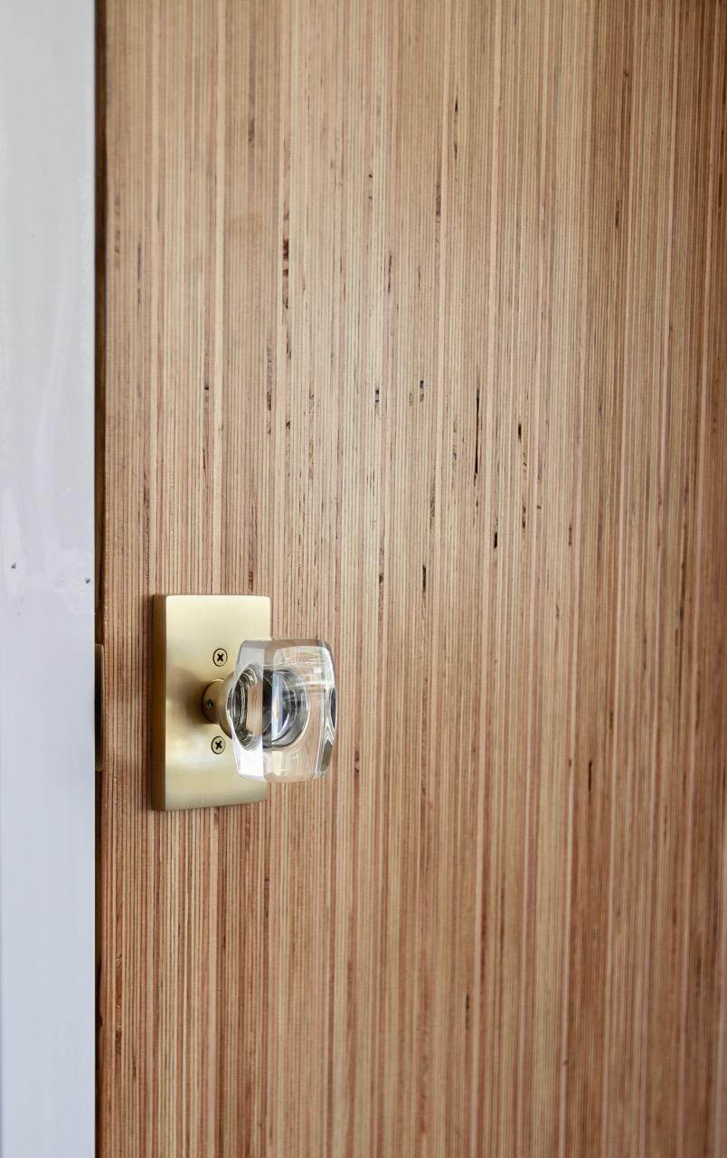 how to choose a doorknob
