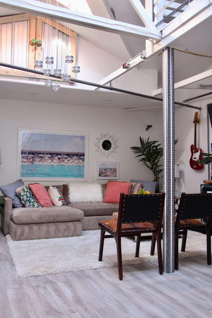 How To Transform A Garage Into A Beautiful Rec Room And Multifunctional  Space