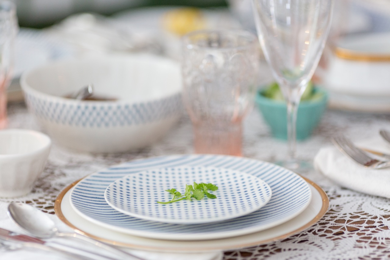 noritake china blue and white hammock collection available at macys