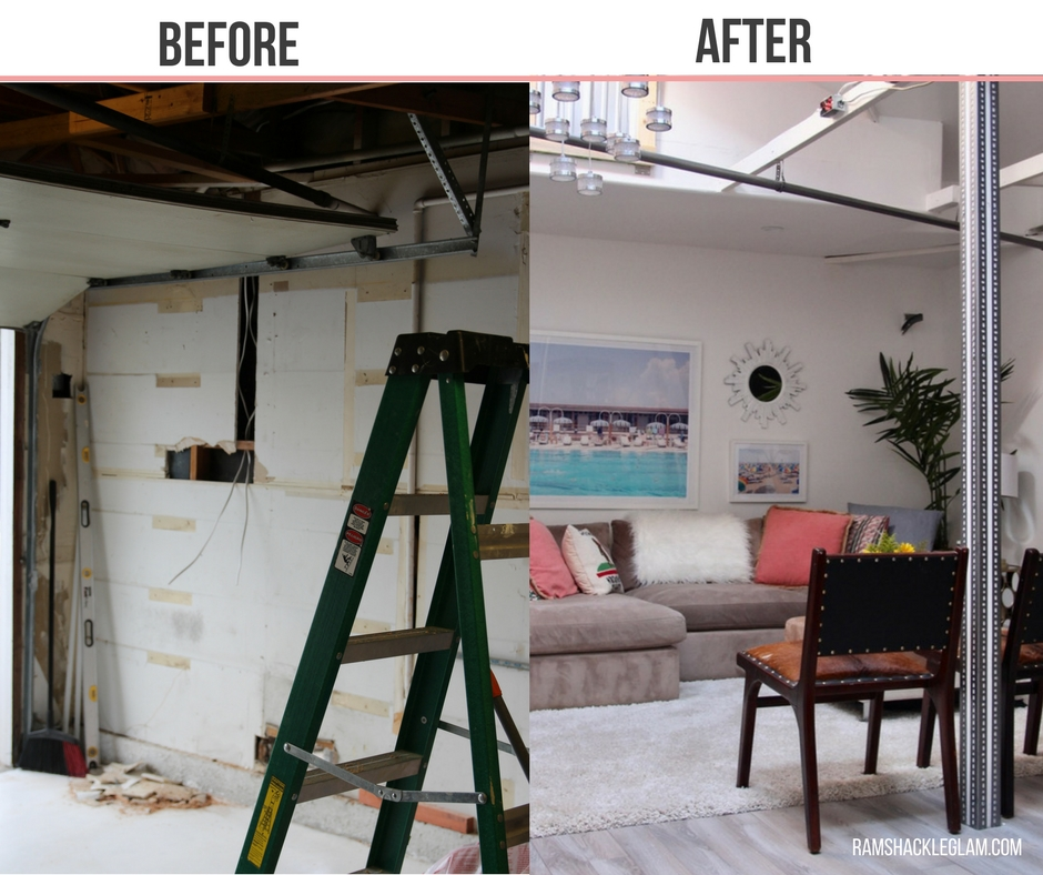 Before And After: How We Turned Our Garage Into A Multi