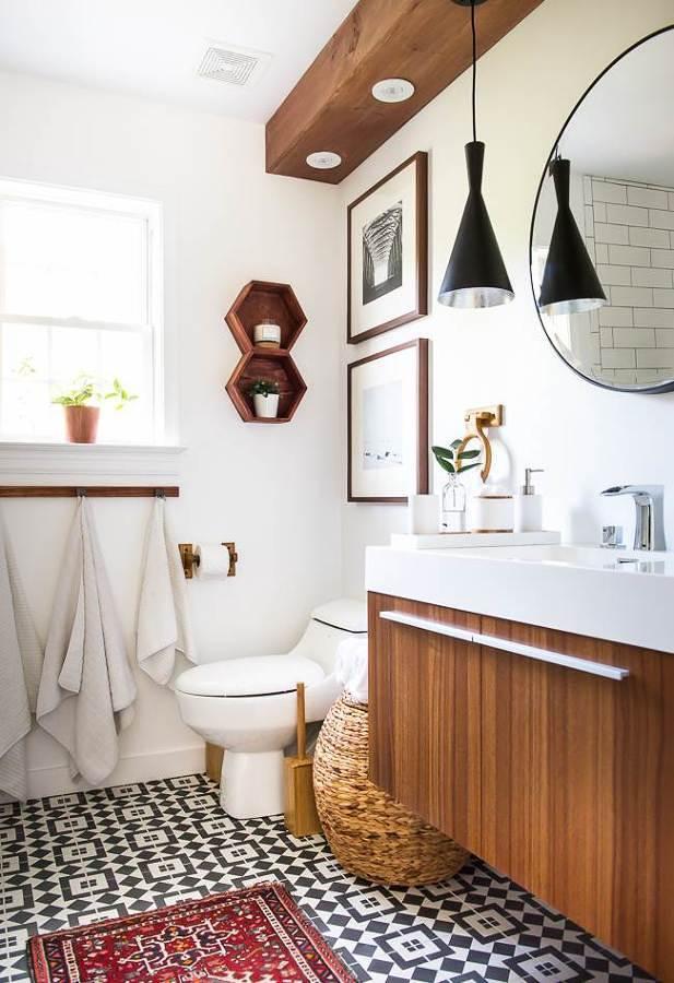 Easy Decor Ideas To Transform Your Bathroom Into A Relaxing Oasis Of Joy
