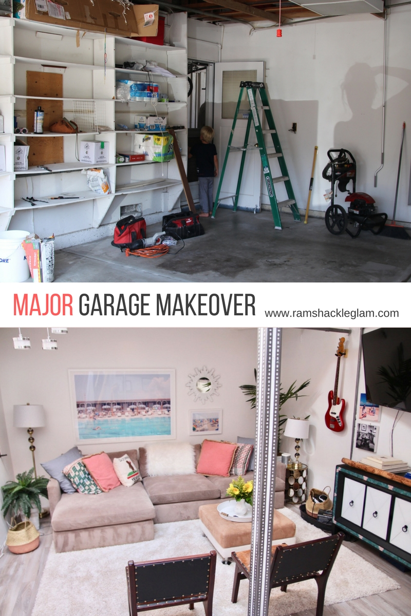 ideas for renovating your garage