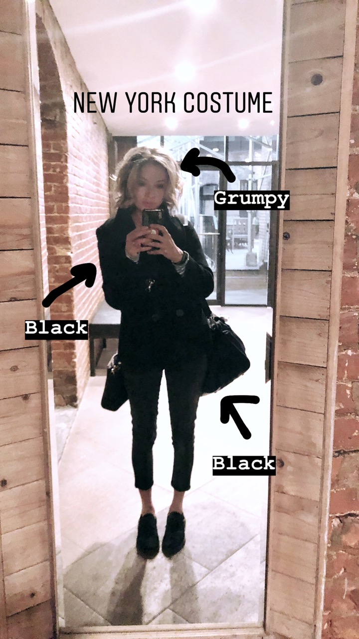 all black outfit with skechers black sneakers