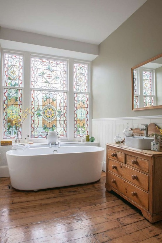 How To Incorporate Stained Glass Into Your Home Decor