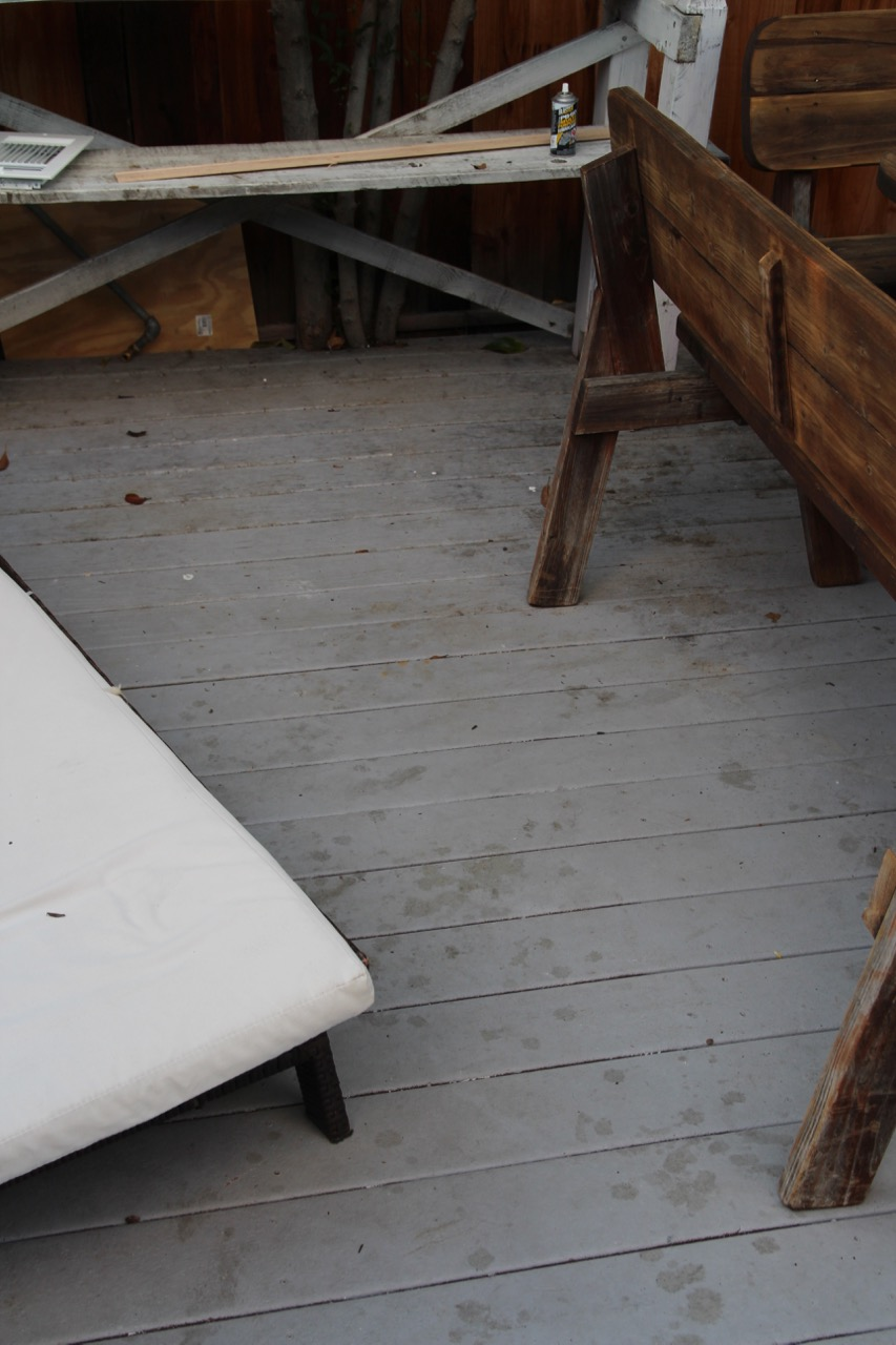 how to use Clorox bleach to clean and disinfect your patio or deck