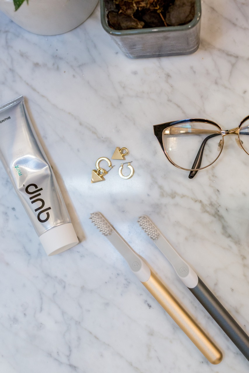 review of quip toothbrushes and toothpaste