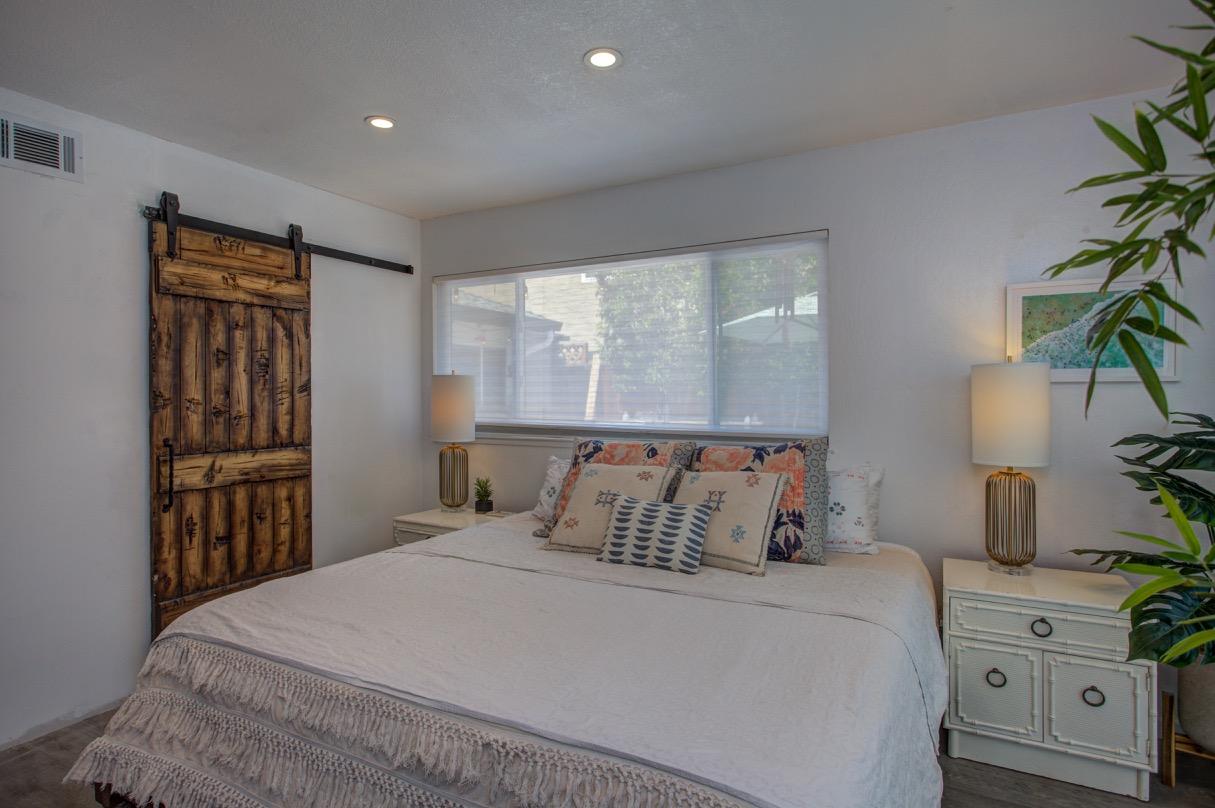 rustica hardware sliding barn door for bedroom