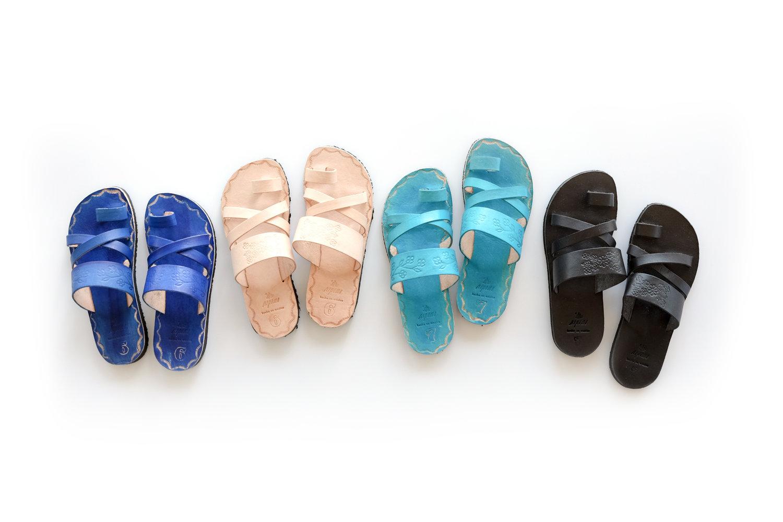 nipomo sandalia handmade Mexican sandals
