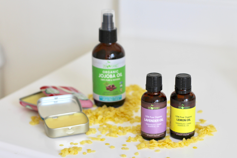 how to make solid perfume with jojoba oil sky organics