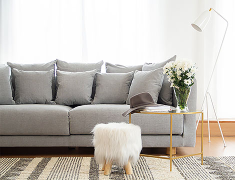 comfort works replacement Ikea sofa sectional cover