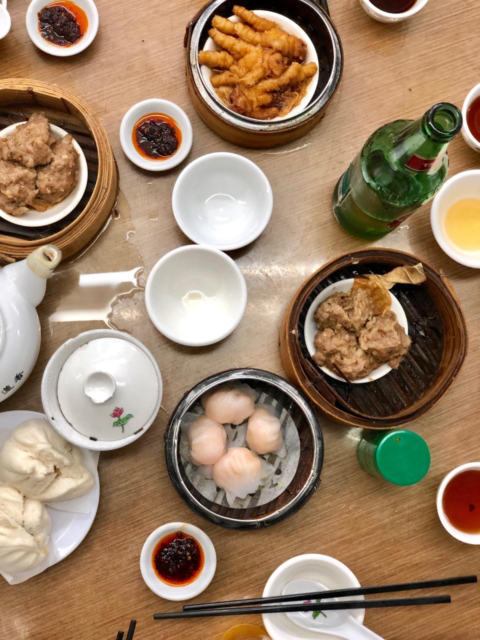 lin heung tea house Hong Kong