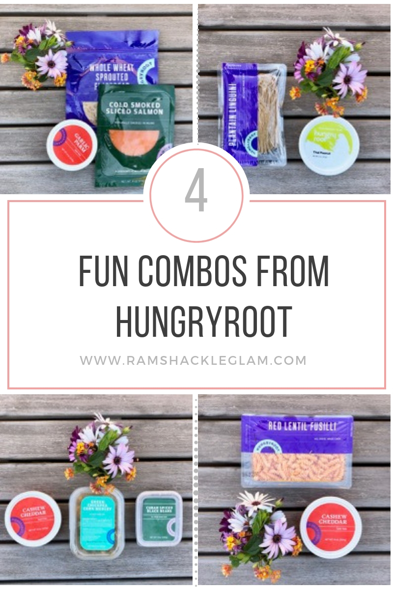 hungryroot meal preparation ideas