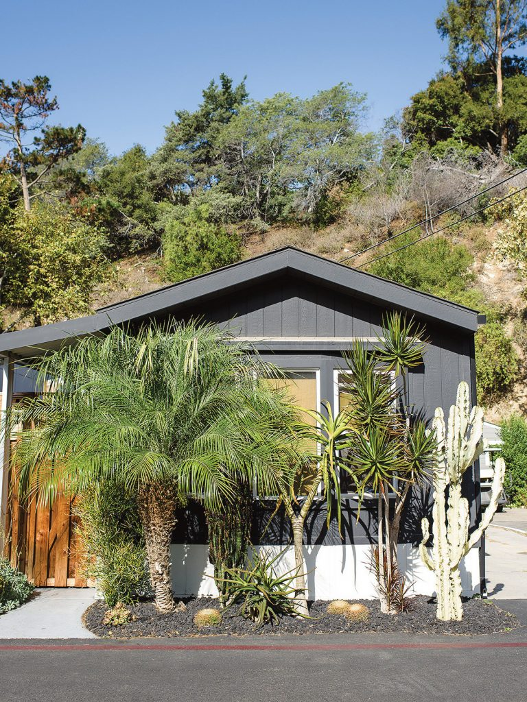Malibu mobile home trailer park paradise cove point dume club