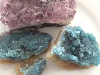 how to make candy geodes
