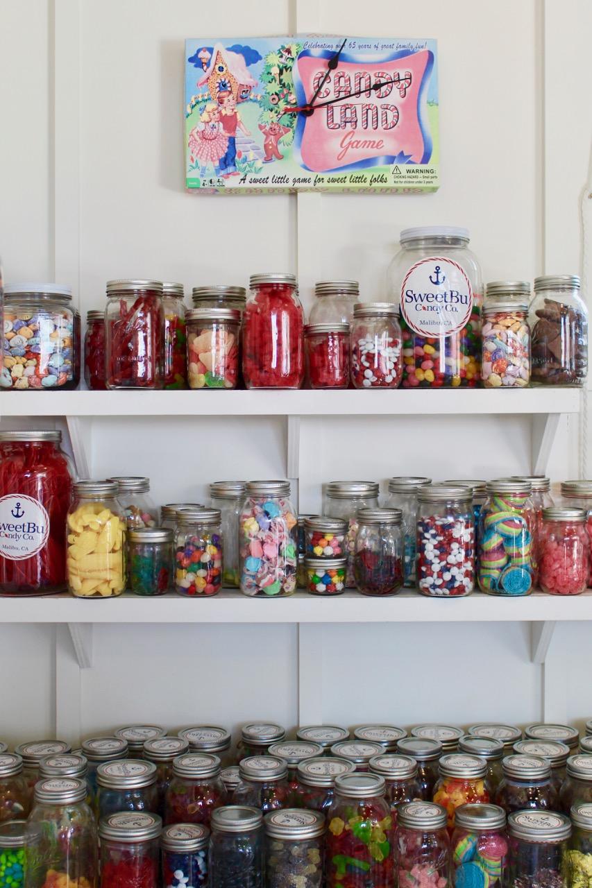 sweet bu candy and gift shop in malibu