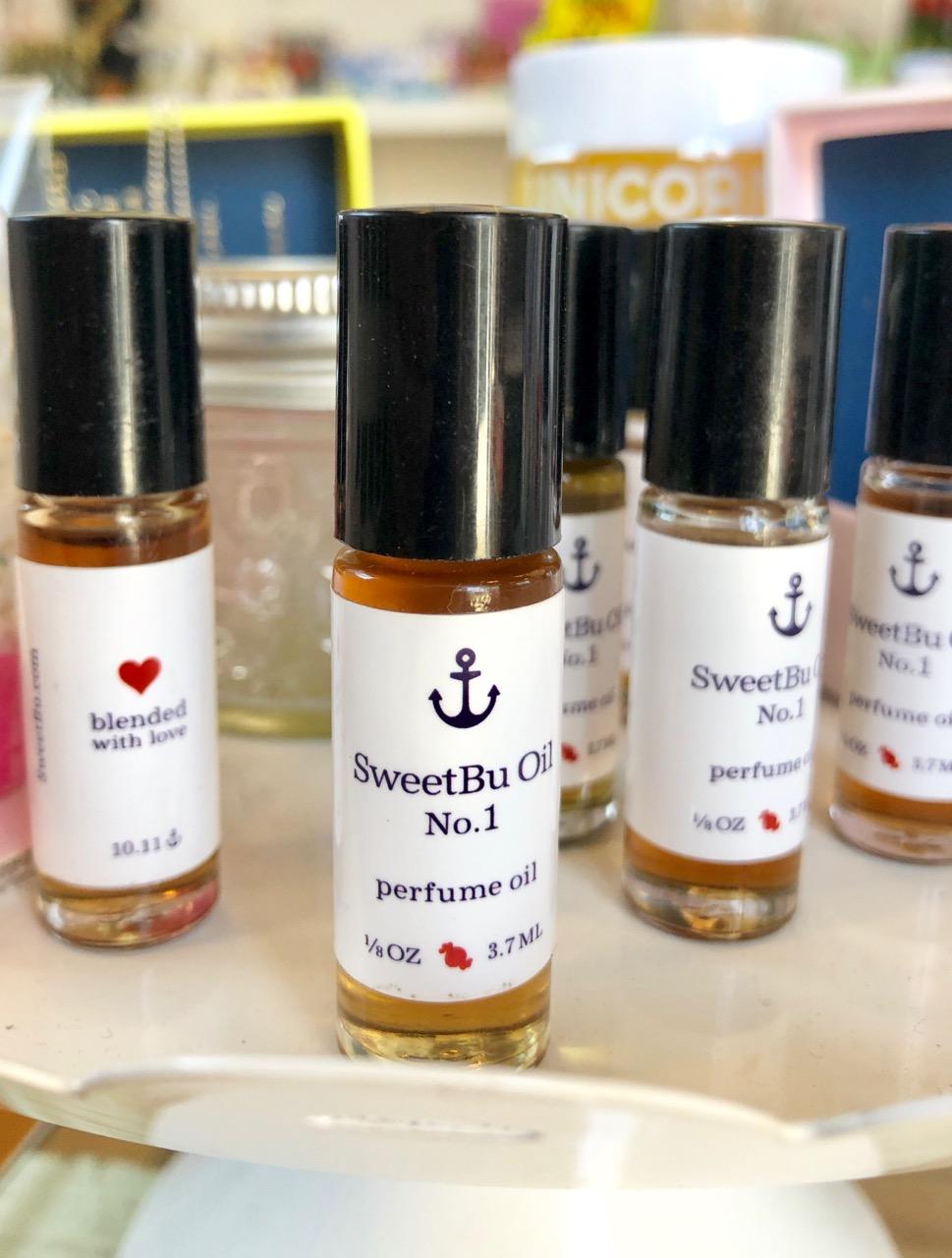 sweet bu candy and gift shop in malibu perfume oil