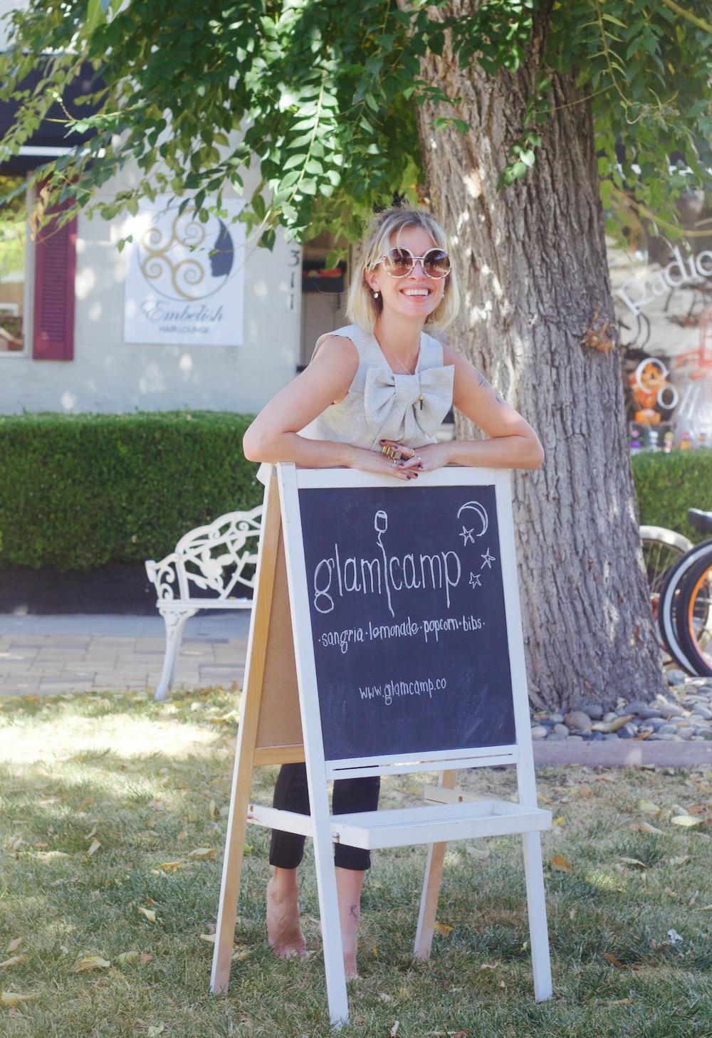 glam camp online shop