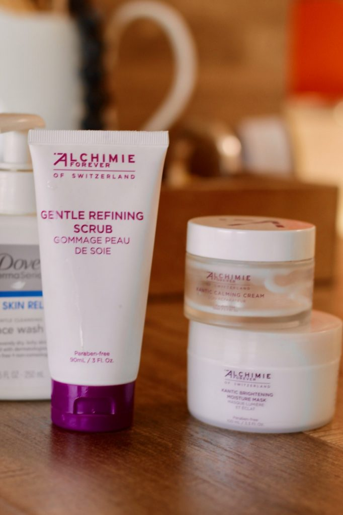 products to use for skincare during quarantine