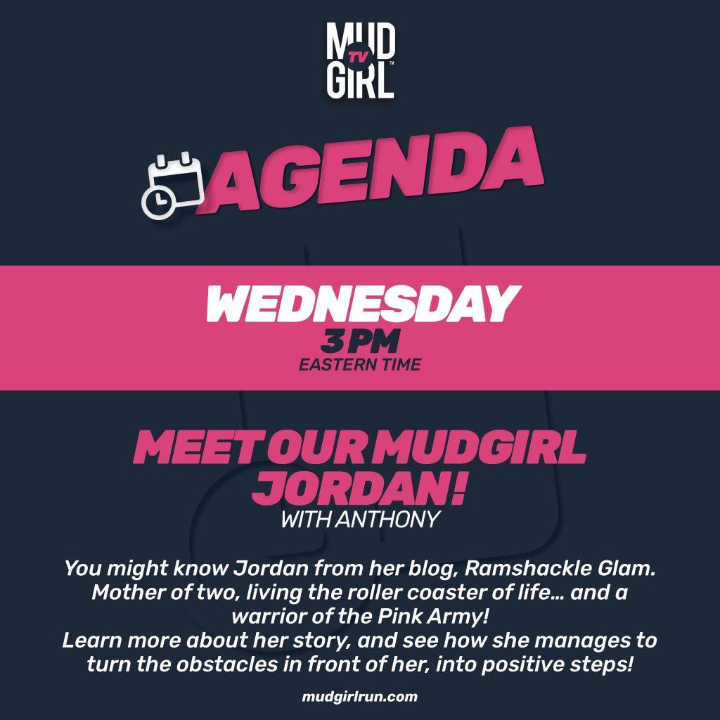 mud girl run interview
