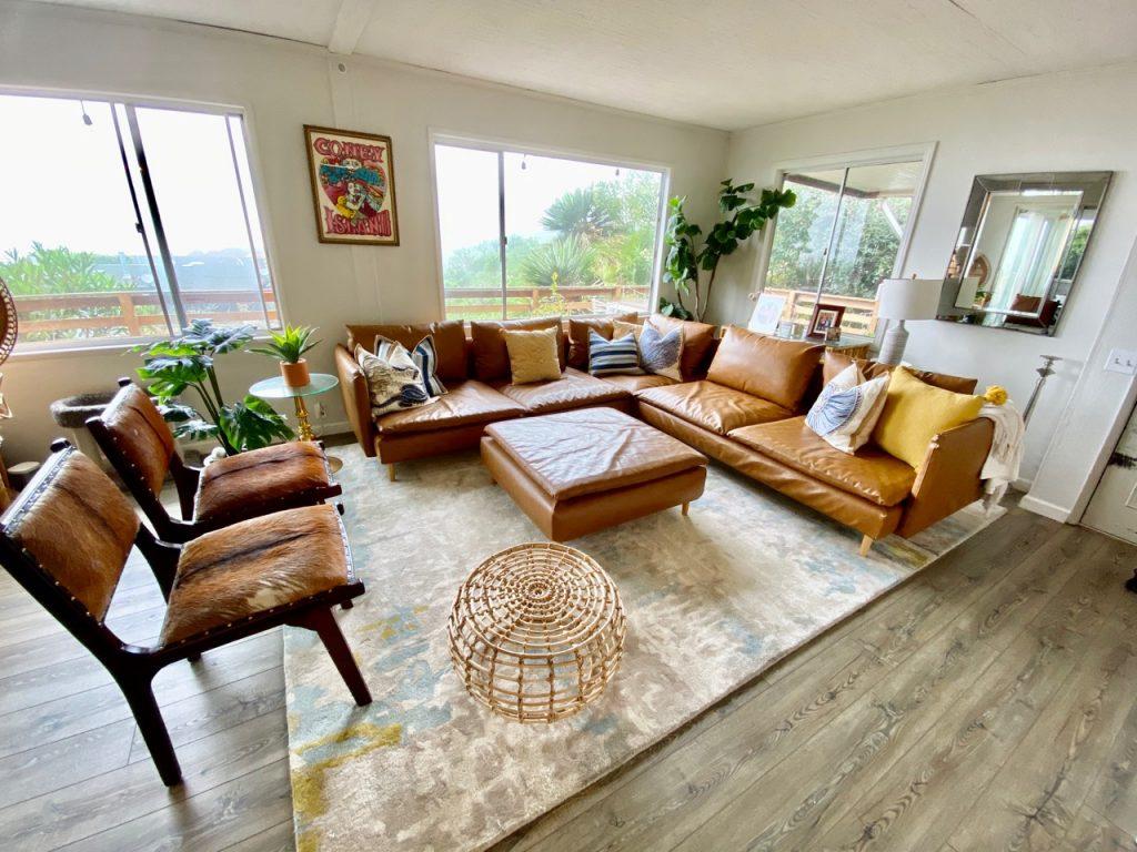 benchmade modern valencia rug