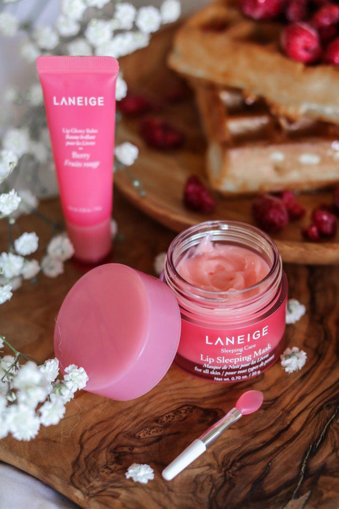 laneige lip sleeping mask pink