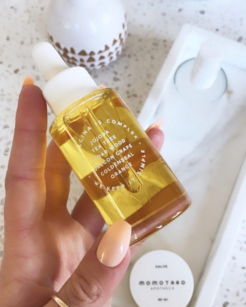 momotaro vaginal wellness tonic oil